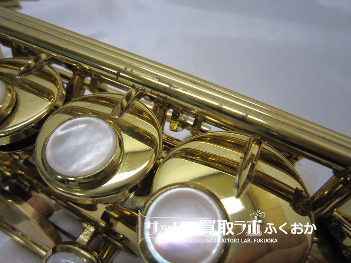 YANAGISAWA ヤナギサワ S-901Ⅱ 中古 ソプラノサックス 00245684の外観3