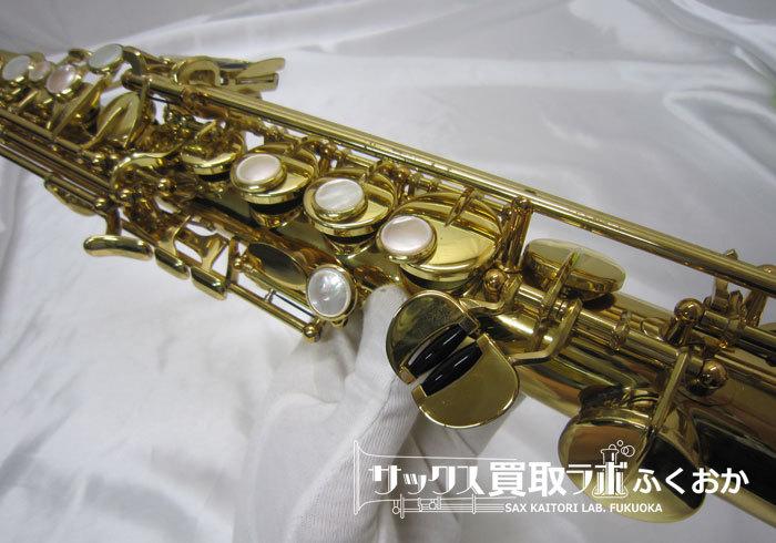 YANAGISAWA ヤナギサワ S-901Ⅱ 中古 ソプラノサックス 00245684の外観5