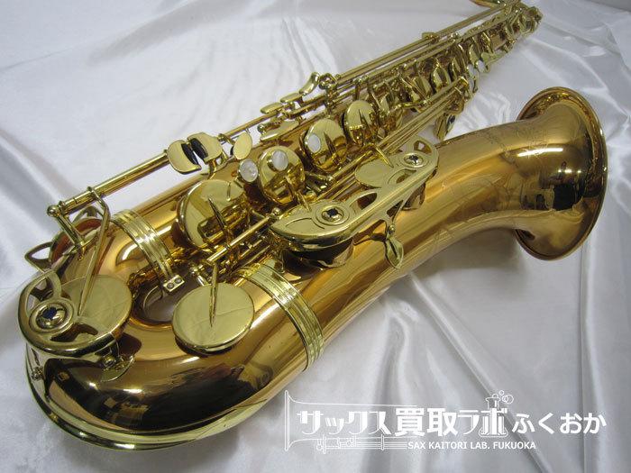 YANAGISAWA ヤナギサワ 中古テナーサックス T-902 ブロンズブラス管体2