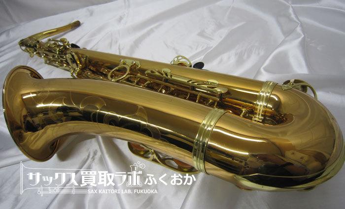 YANAGISAWA ヤナギサワ 中古テナーサックス T-902 ブロンズブラス管体5