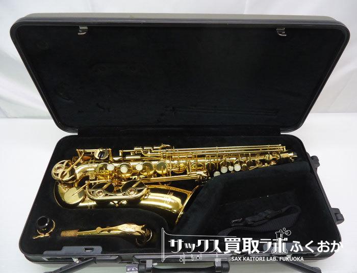 YAMAHA ヤマハ YAS-62Ⅱ 旧G1ネック(希少) アルトサックス 077787