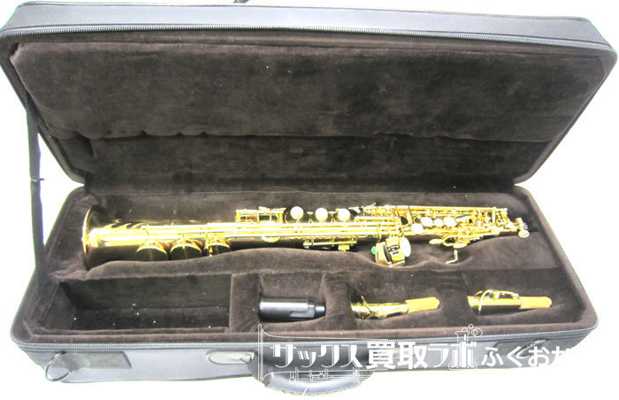 Festi フェスティ ソプラノサックス S1800 島村楽器 12006