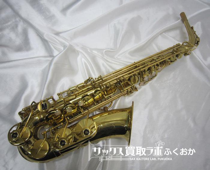 YANAGISAWA ヤナギサワ 中古・アルトサックス A-50 Prima 135554の外観1
