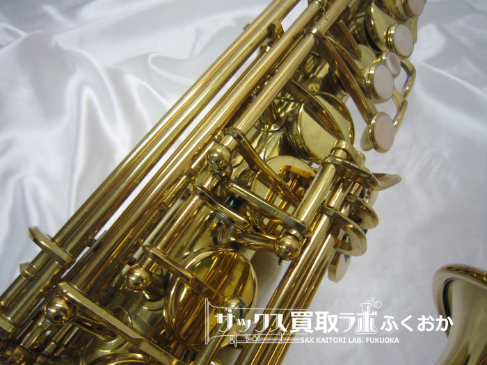 YANAGISAWA ヤナギサワ 中古・アルトサックス A-50 Prima 135554の外観8