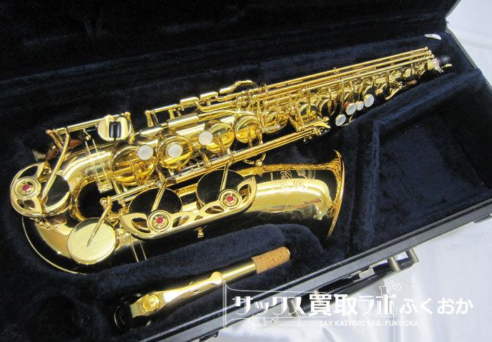 YAMAHA ヤマハ 中古アルトサックス YAS-82Z カスタムG1ネック  342656