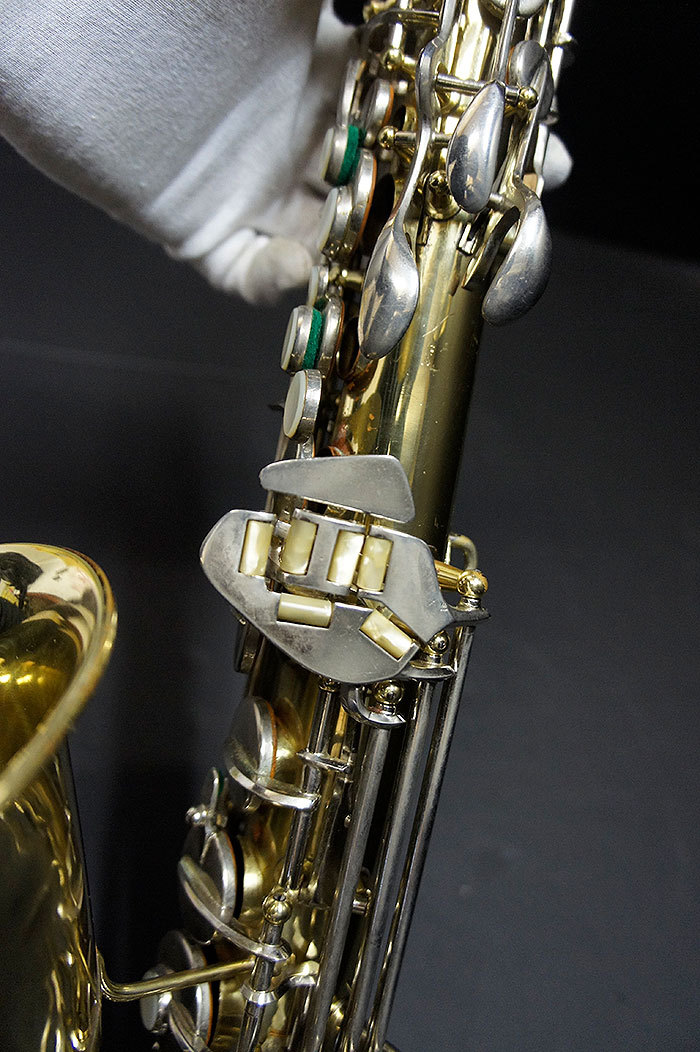 C.G.Conn コーン 6M 中古アルトサックス オリジナルケース★演奏可 E63725の外観4