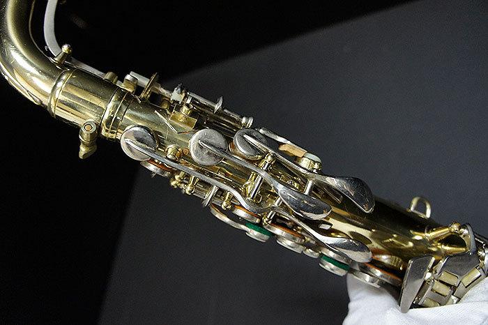 C.G.Conn コーン 6M 中古アルトサックス オリジナルケース★演奏可 E63725の外観5
