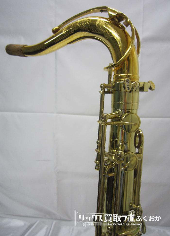 セルマー 中古テナーサックス シリーズ3 GPtone 金メッキネック 彫刻あり N634900の外観8